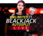 Ezugi Live Unlimited Blackjack