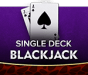 Single Deck Blackjack Roxor